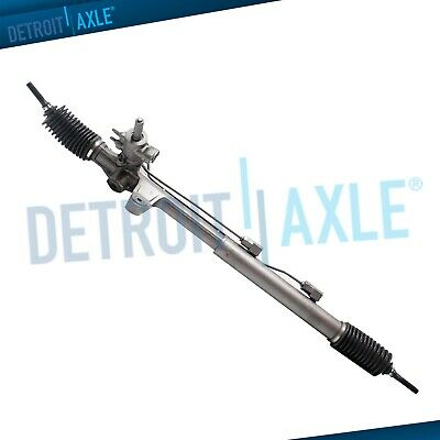 Steering System Power Steering Rack and Pinion for 1996-2000 Honda ...