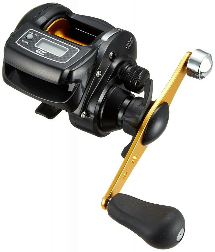 Daiwa Reel Game Light Game Reel ICV 200H-L For Fishing From Japan 082545