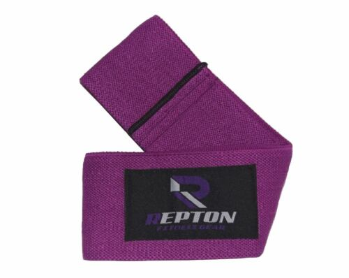 Purple Heavy Strength Level 1 Hip circle by Repton Fitness Booty Band Hip Circle