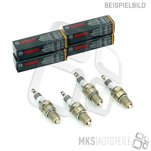4 X Bosch Bougie d/'allumage set Ford 3908668