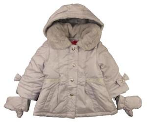 Mornyray Infant Baby Boy Girl Thick Fleece Outerwear Winter Hooded Jacket Coat