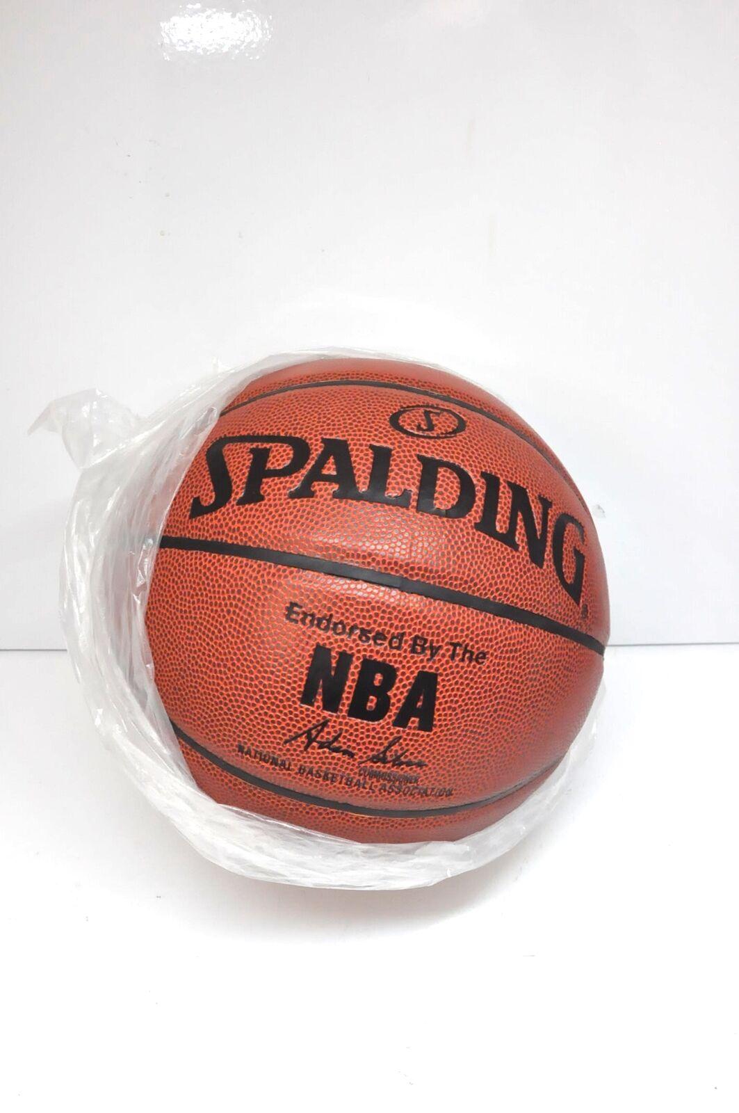Spalding Basketball NBA Grip Control Indoor Outdoor Outdoor Outdoor Ball Training Sport 0a3150