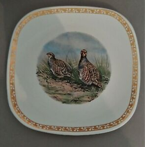 Plate-Earthenware-Decor-Hunting-Longchamp-The-50-1