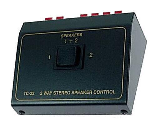 Lautsprecher-Umschaltpult