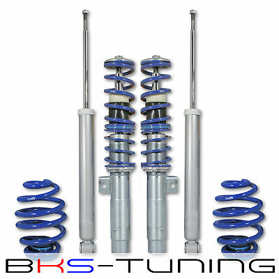 Fits BMW 3 SERIES E46 COMPACT COILOVER SUSPENSION KIT