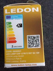 LEDON-Lampe-Led-CAP-1-5-W-C-927-G4-12-Volts