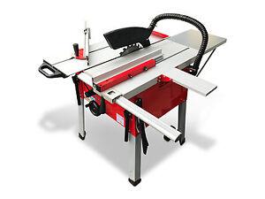 holzmann formatkreiss ge fks 315 m s ge mit tischverl ngerung tischkreiss ge ebay. Black Bedroom Furniture Sets. Home Design Ideas