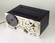 Pioneer RT-707 Mulinello a REEL TAPE RECORDER/Lettore + Mulinello in metallo leggero originale