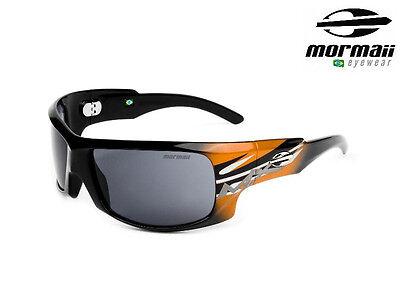 New MORMAII Model Asturias MX Brazil Mens Hand Painted Sports UV400 Sunglasses