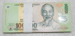 Image is loading 100k-100000-Vietnam-Money-Dong-Circulated-Polymer-Bank-