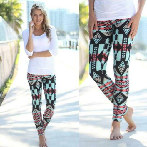 Women Sports Camo Cargo Sport Pants Ladies Outdoor Long Jeans Trousers Plus Size