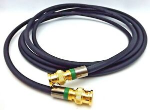 Audioquest VSD-5 Digital Coaxial cable 1 meter BNC to BNC