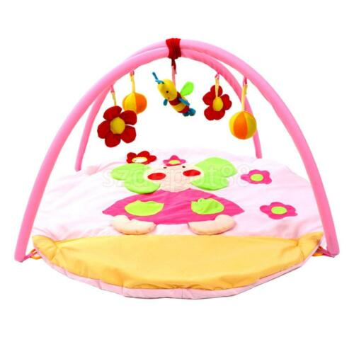 Newborn Baby Educational Crawling Activity Mat Play Gym Carpet 0-1 Year