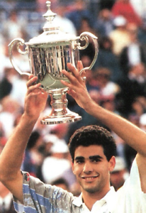 1993 Wimbledon Finale-dvd-pete Sampras Vs. Jim Courier-afficher Le Titre D'origine