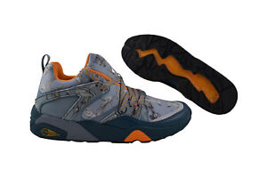 Teal Blaze Orange Indian Of Trinomic Swash Puma Glory Os 07aqxP