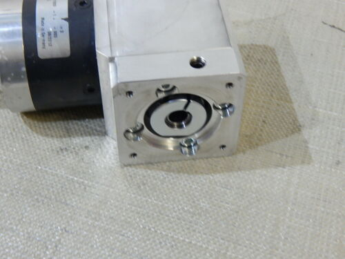 Used Siehe Bilder NEUGART-WPLE60 Winckelgetriebe-fuer-Servomotor i=3