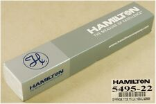 NEW HAMILTON 5495-22 Syringe (100 µL, Model 1725.1 TLLX)