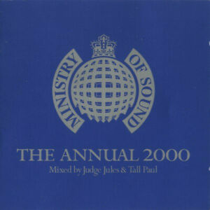 The-Annual-2000-Various-2-CD-UK-NM-Ministry-Of-Sound