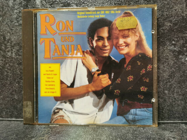 Ron und Tanja (ZDF-Weihnachtsserie, 1990) Matthias Reim, Udo Lindenberg..  [CD]