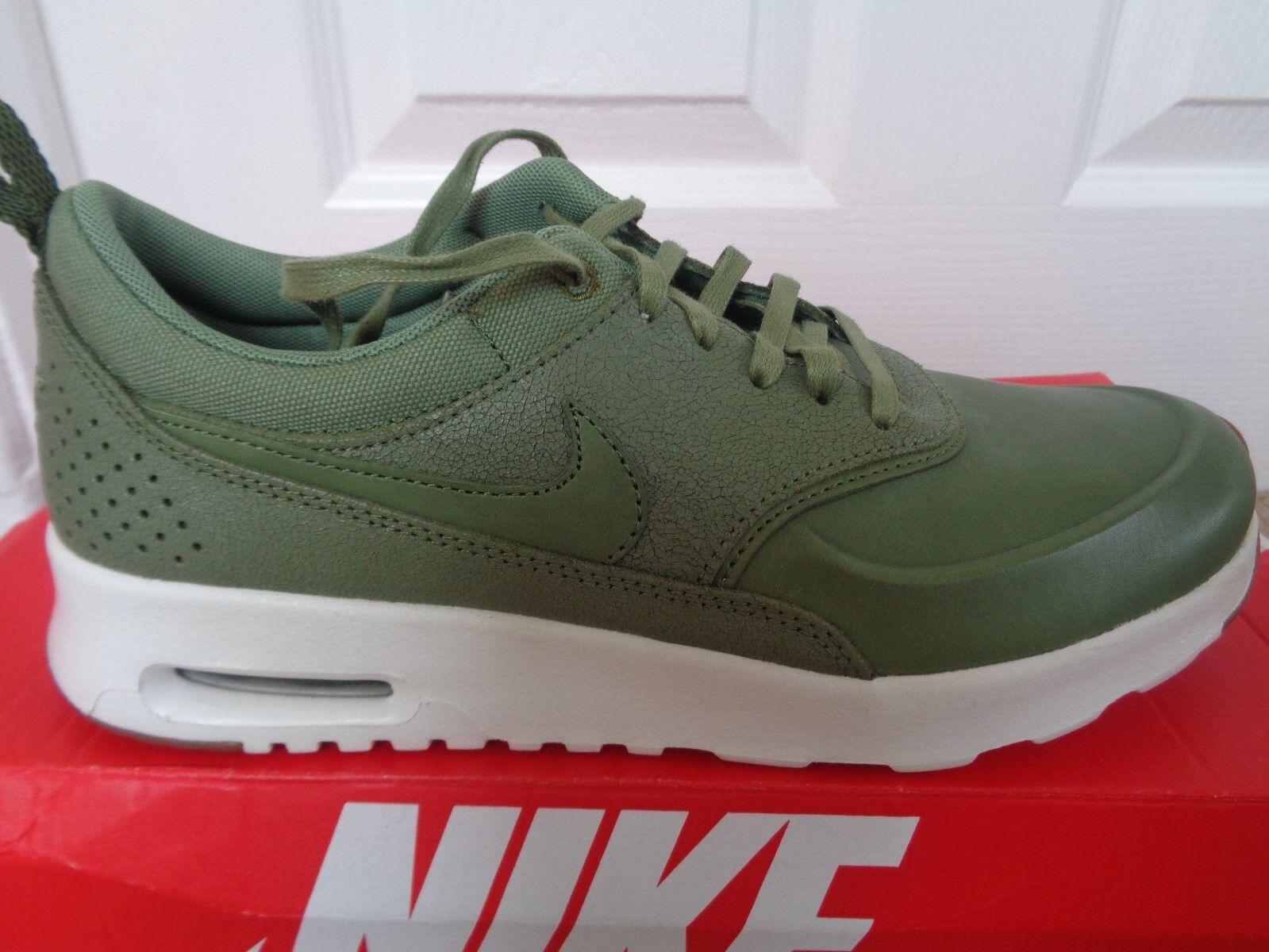 Nike Air Max Thea 305 PRM Damenss trainers 616723 305 Thea uk 5.5 eu 39 us 8 NEW+BOX af6099