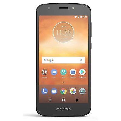 "Motorola Moto E5 Play 5.34"" Smartphone 16GB 8MP 2GB Unlocked SIM-Free Grade C"