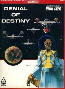 STAR-TREK-DENIAL-OF-DESTINY-2205-NM-In-Folder-FASA-Adventure-Module-TOS
