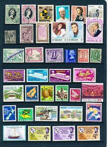 Vintage British Colonies Collection