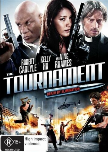 1 of 1 - The Tournament (DVD, 2010)