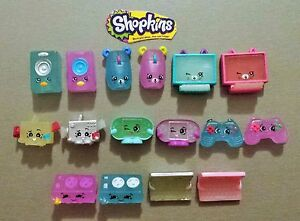 Image Is Loading SHOPKINS Season 5 TECH Special Edition GLOW IN