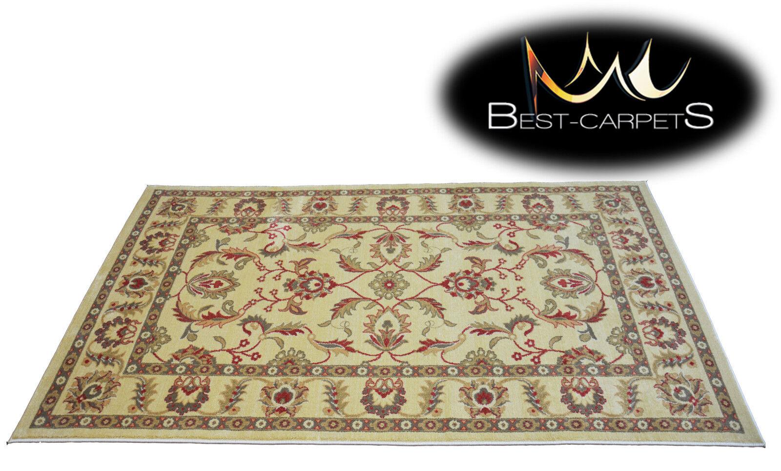 Petit extra large épais tapis ziegler doux traditionnel style classique doux ziegler dense pile c48431