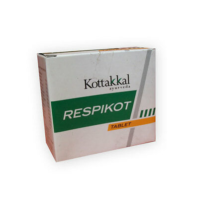 Health & Beauty Kottakkal Ayurveda Respikot 100 Tablets For Bronchial Asthma Elegant Shape