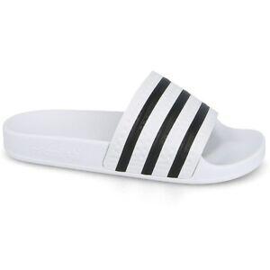 Adidas-ORIGINALS-CIABATTA-GOMMA-ADILETTE-280648-Bianco-Nero-mod-280648