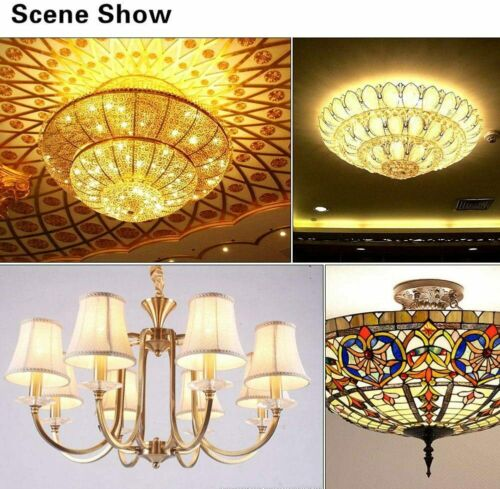 G9 LED Bulbs 5W 40W Halogen Equivalent For Chandelier Wall Sconce Dimmable