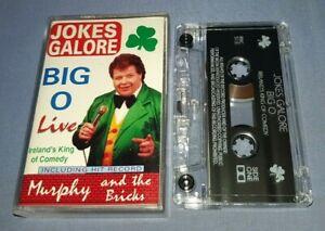BIG-O-LIVE-JOKES-GALORE-cassette-tape-album-T7701