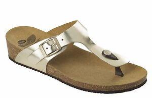 Caricamento dell immagine in corso SCHOLL-GANDIA-BioPrint-ciabatte-pantofole -sandali-zoccoli-infradito- f835ea3a992