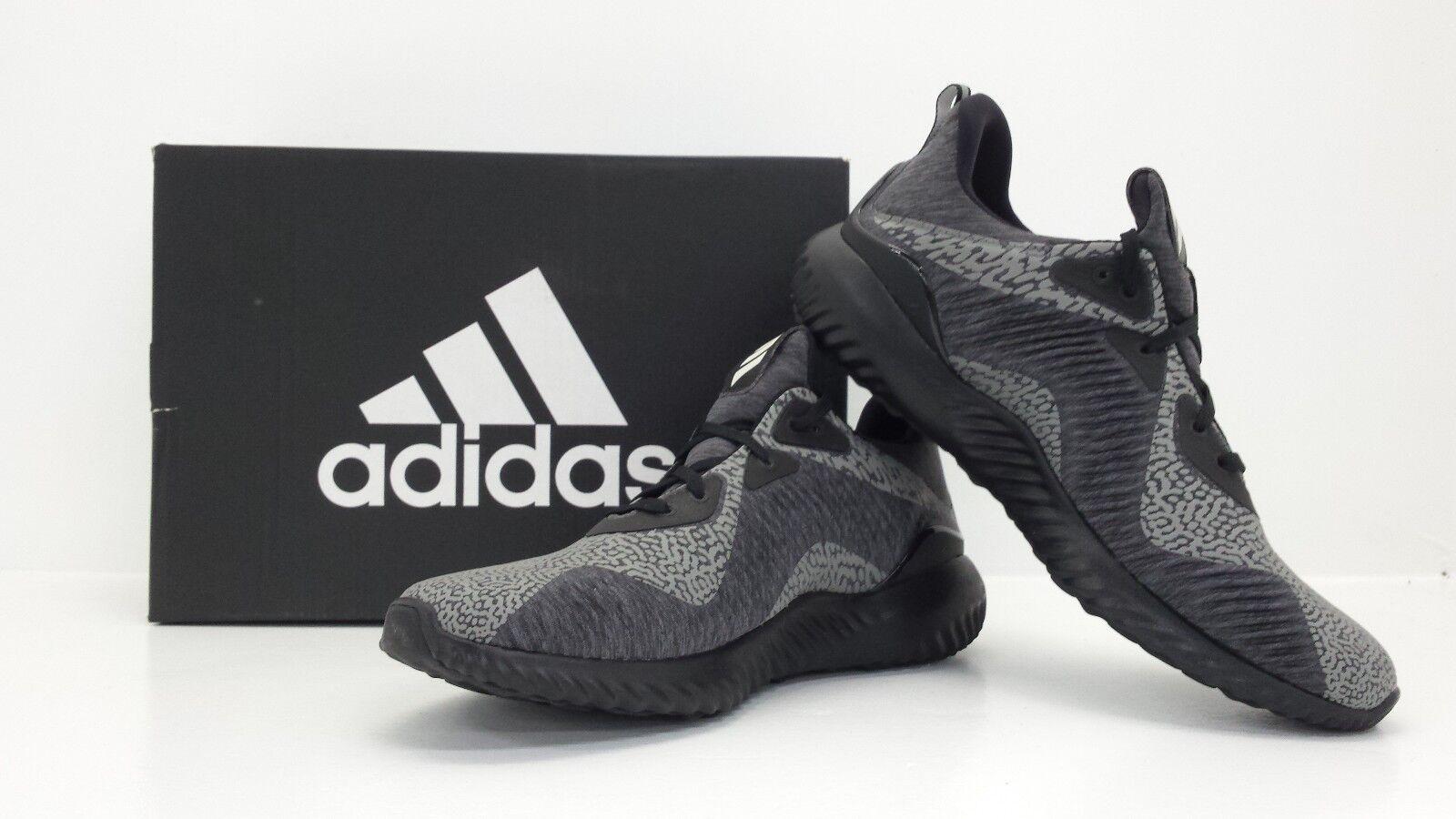 adidas schwarz alphabounce hpc ams kern schwarz adidas / schwarz / schwarz da9561 - brand new in box!! 61c2be