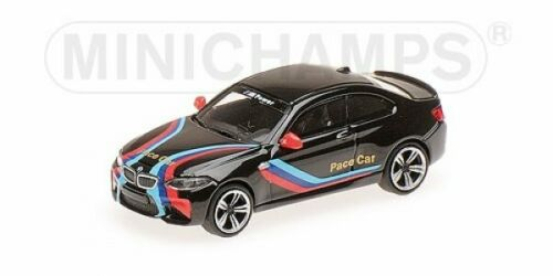 1//87 Minichamps BMW m2 2016 PACE CAR 870 027005