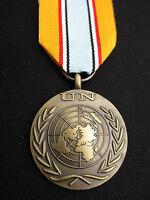 BRITISH ARMY,PARA,SAS,RAF,RM,SBS - UN Military Medal & Ribbon ANGOLA - F/S New!