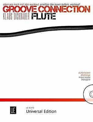 Groove Connection Flute Book/CD (Softcover Book/CD)