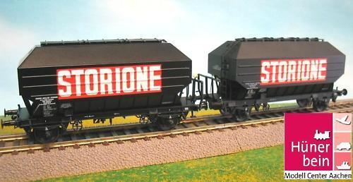 buen precio Reemodels wb017 SNCF 2 coches de cereales storione storione storione negro ep4-5 nuevo + embalaje original  en promociones de estadios