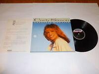 CARLY SIMON - Greatest Hits Live - 1988 German 11-track Vinyl LP