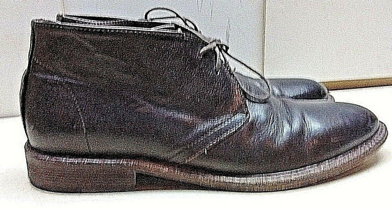 new style 1c86b 8f40c prezzi equi To avvio avvio avvio New York Marrone Leather ...
