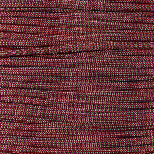 550 Color Changing Paracord 7 Inner Strand Type III Mil Spec Parachute Cord Rope