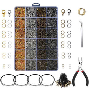 Jewelry-Findings-Jewelry-Making-Starter-Kit-Beading-Making-Repair-Tools-Set-JE