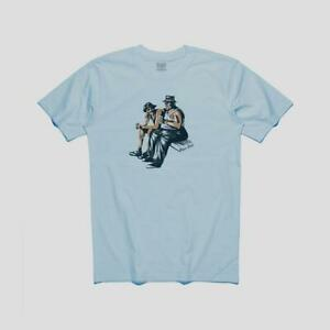 Passport-Tee-Friendly-Powder-Blue-Pass-Port-PASS-PORT-Skateboard-T-Shirt