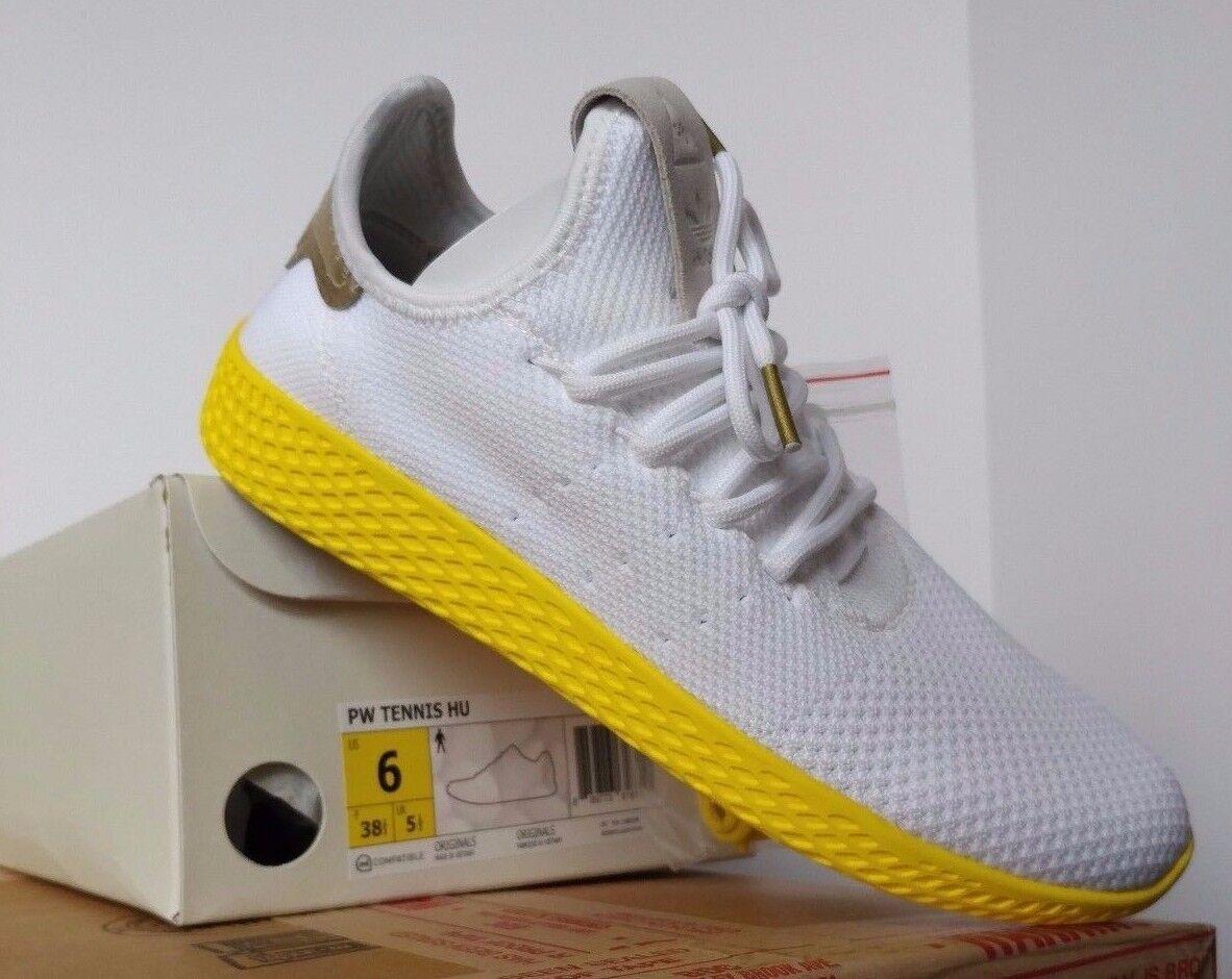 Adidas begrenzte pw / tennis hu by2674 gelb / pw gold sz.5 - 6 yeezy nmd ankurbeln 5bf41c