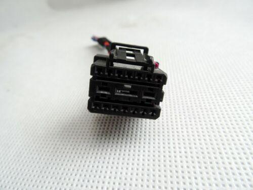 ELEKTRONISCHER WÜRFEL STECKER CONNECTOR PLUG VW AUDI SKODA SEAT 8K0972483