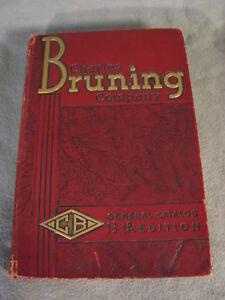 Charles-Bruning-Company-General-Catalog-13-Edition-1939-Katalog