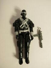SNAKE EYES 1989 SUBMACHINE GUN GI JOE COBRA ACTION FORCE  loose Accessory