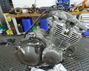 E1. Yamaha XJ 600 N RJ01 Motore 10tsd Km Chilometraggio